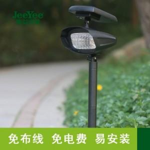 新款太阳能地插式防水庭院花园灯户外装饰简约现代灯草坪灯