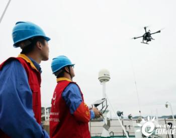 输电生命线海陆空全面检修为浙江舟山绿色石化基地保驾护航