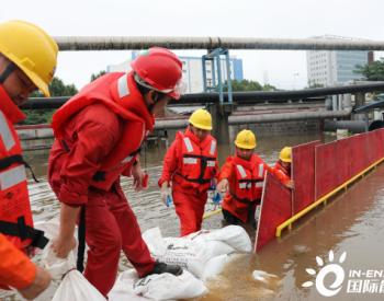 中國石化700余萬元防汛物資馳援江西