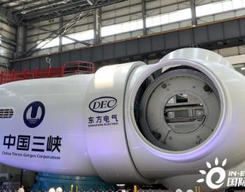 菲仕電機助力國內首臺10MW風力發電機組