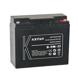 科士达12V17AH蓄电池6-FM-17电瓶价格