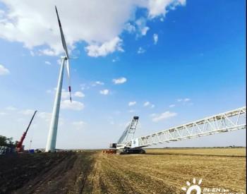 Sarens斩获俄罗斯30台风电安装订单