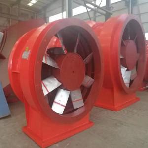 K45风机 矿用节能风机 矿山主扇
