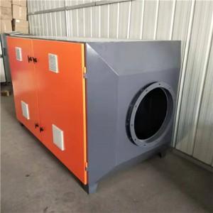 巢湖市结构图UV喷涂废气处理设备供应商直销