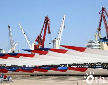中国海装首款6.2MW海上风电机组顺利下线