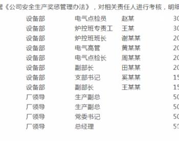 河南某电厂2号机组7.8非停事件分析