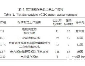 储能消防:国内外电化学储能产业消防安全标准对比分析