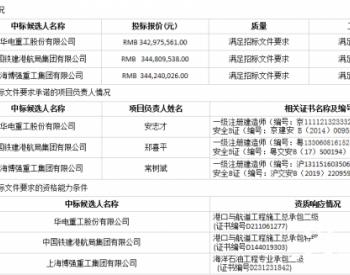 中标丨<em>华电重工</em>预中标中广核广东海域海上风电场集约化单桩工程Ⅰ标段