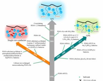 锂金属电池用马来酸酐共聚物基聚合物电解质的研究进展与展望