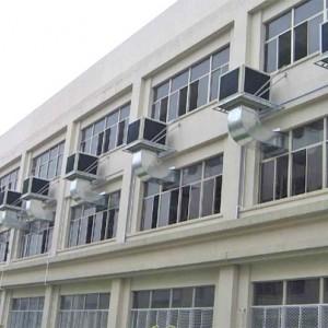 厂房通风降温_车间通风降温_节能_环保_降噪的系统工程