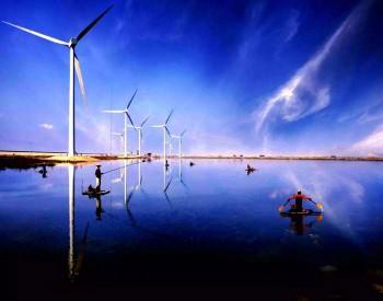 WindFloat用副总裁换了1GW浮式<em>风电</em>项目?