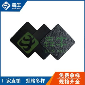 汕头市专业优质HDPE土工膜一沼气池黑膜全新料材质