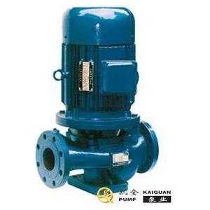 水泵厂家|凯全泵业-KQL立式管道离心泵