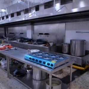 酒店_饭店_工厂油烟净化系统工程_提供全套解决方案