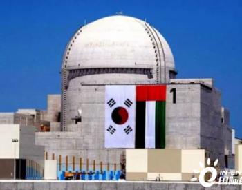 阿拉伯世界的首個<em>核電廠</em>巴拉卡(Barakah)投入運營