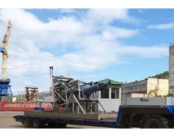俄罗斯Lepse浮动船的燃料移除工作基本完成
