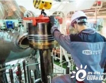 中船服务快速完成首艘双燃料<em>动力LNG船</em>发动机大