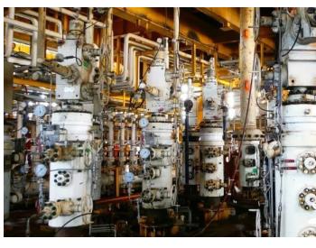 山东科瑞不断提升,持续致力于海上科研油气装备产