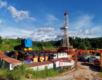 石化油服页岩气开发技术创新 创我国直井页岩气<em>压裂</em>纪录
