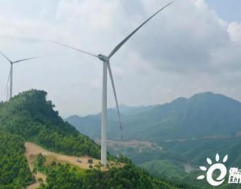 华能广西覃塘镇龙山<em>风电</em>项目工程建设即将完工 预计2020年9月投产