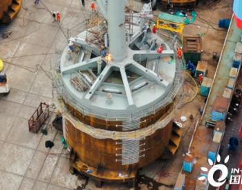 廣船國際建造的我國首臺吸力筒導管架風機基礎上了央視新聞