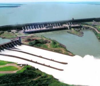 世界之最:100万千瓦水轮发电机组定子在白鹤滩水<em>电站</em>完成耐压试验