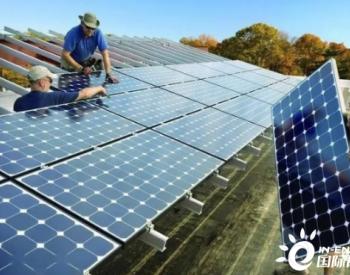 世界正面临太阳能电池板回收商机