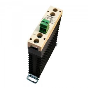 桥顿Chordn CR1U单相固态继电器节省空间22.5mm