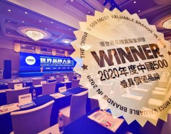 1056.37亿元,上海电气品牌价值创新高!