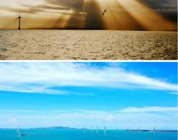 福能三川风电项目:再创国内7兆瓦海上风机吊装纪录