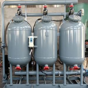 厂家供应 浅层多介质过滤器