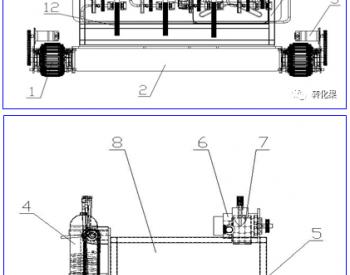 风能液压动力转换装置