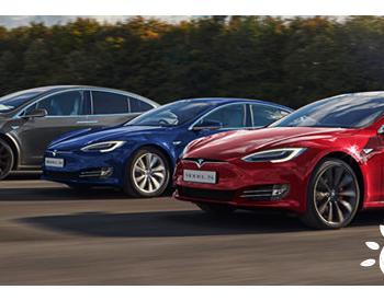 机构数据显示上半年全球共销售95万辆电动汽车 特斯拉占近两成