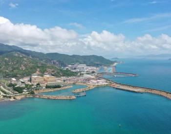 全国首个核电基地珊瑚保育区揭牌