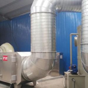 UV光电解废气除臭设备|紫外光解臭气设备