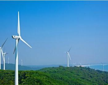 江苏盐城国能大丰H5#206.4MW海上风电项目开工!明年并网发电