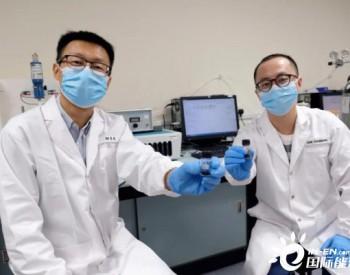 新加坡学者研发氢能<em>催化剂</em>,有望大幅降低电解成本!