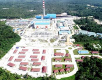 东方电气承建的印尼卡尔滕火电项目1号机组首次并网发电
