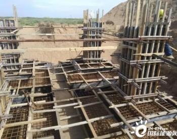 <em>华能</em>内蒙古乌拉特前旗10MW分散式风电项目建设有序推进