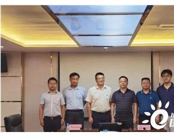 武船集团重装公司与中海油签订LNG加注趸船合作框