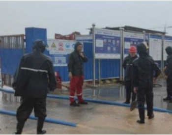 """中核五公司<em>漳州核电项目</em>部迎战台风""""米克拉"""""""