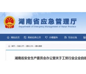 湖南省应急管理厅的这个复函,真的宣告了企业自建LNG气化站模式的终结?