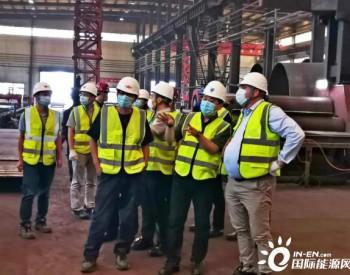 天顺风能集团包头工厂顺利通过VESTAS审核