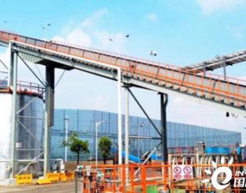 国家能源集团江苏公司国内首个大机组污泥处置项目投运