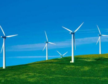 国家电投广西公司界首一、二期项目首台3.57MW风力<em>发电</em>机组吊装完成