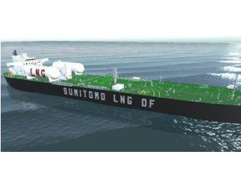 住友重工中型LNG<em>双燃料油船</em>获原则批复
