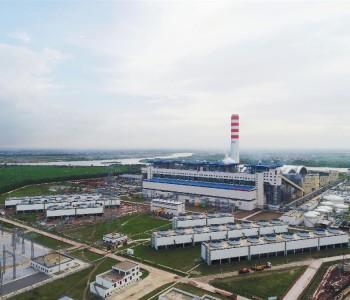 中国能建承建的越南海阳燃煤电厂1号机组首次并网一次成功