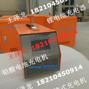 SAPHIR时高锂电池充电器EV30-48 SAPHIR充电