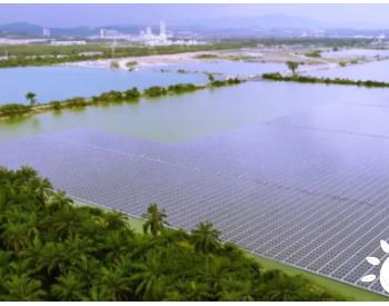 国家电投EPC总承包,<em>马来西亚</em>首个水面<em>光伏</em>项目并网