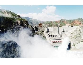 黄河李家峡水电站日发电量创新高